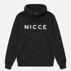 NICCE, Nicce original logo hood, Black