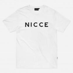 NICCE, Nicce original logo t-shirt, White