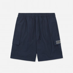 NICCE, Cape cargo shorts, Deep navy