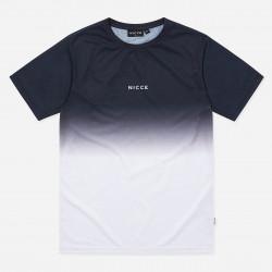 NICCE, Fade t-shirt, Deep navy ombre