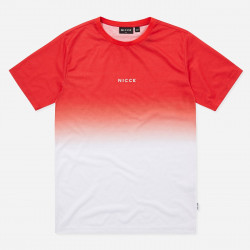 NICCE, Fade t-shirt, Aurora red ombre