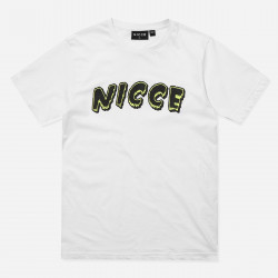 NICCE, Eerie t-shirt, White