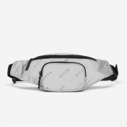 NICCE, Telo core reflective bumbag with aop logo, Reflective