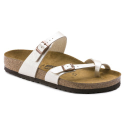 BIRKENSTOCK, Mayari bf, Graceful pearl white