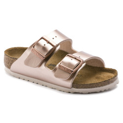 BIRKENSTOCK, Arizona bf, Electric metallic copper