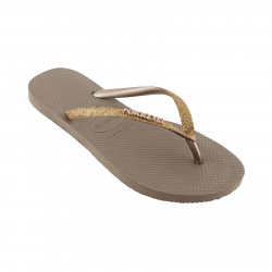 HAVAIANAS, Kids slim shiny, Rose gold