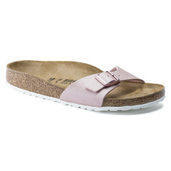 BIRKENSTOCK, Madrid bf, Icy metallic old rose