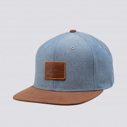 ELEMENT, Collective cap a, Blue chambray