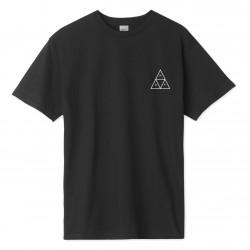 HUF, T-shirt botanical garden tt ss, Black