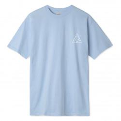 HUF, T-shirt botanical garden tt ss, Light blue