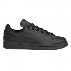 ADIDAS, Stan smith j, Cblack/cblack/goldmt