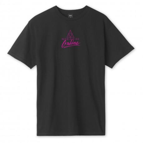 T-shirt forbidden domain ss - Black