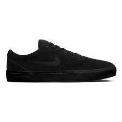 NIKE, Nike sb charge suede, Black/black-black