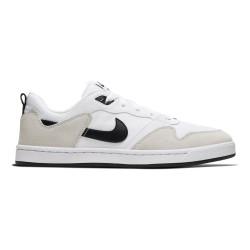 NIKE, Nike sb alleyoop, White/black-white