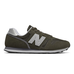 NEW BALANCE, Ml373 d, Green/white
