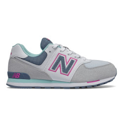 NEW BALANCE, Gc574 m, Grey/white