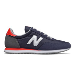 NEW BALANCE, Ul720 d, Navy/red