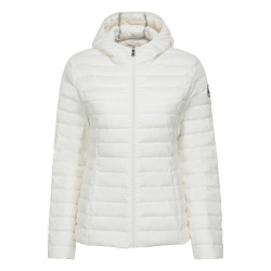 JUST OVER THE TOP, Cloe ml capuche basique, Blanc