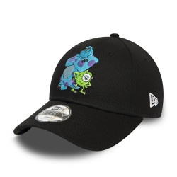 NEW ERA, Kids disney charactr face 940 moninc, Blk