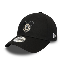 NEW ERA, Kids disney charactr face 940 micmou, Blk
