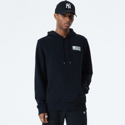 NEW ERA, Ne cont graphic print po hoody, Blk