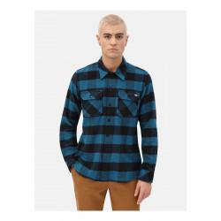 DICKIES, Sacramento shirt, Coral blue