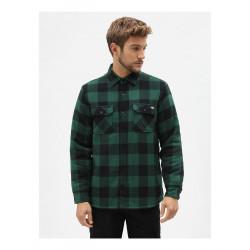 DICKIES, Lansdale shirt, Pine green
