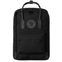 FJALL RAVEN, Kanken no. 2 laptop 15 black, Black