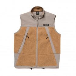 HUF, Jacket ansel tech vest, Frost gray