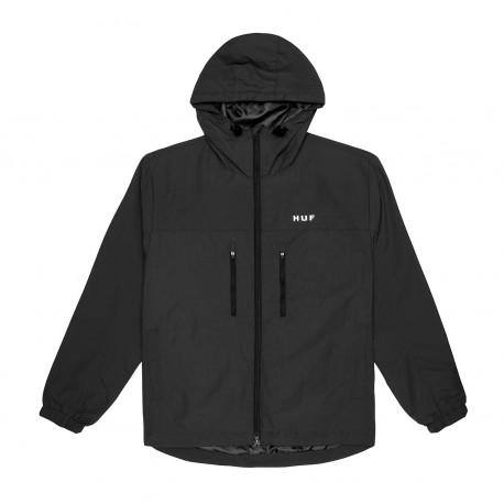 Jacket essentials zip standard shell - Black