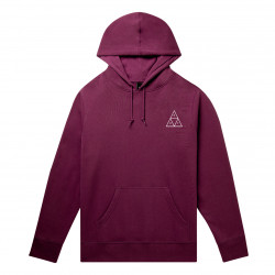 HUF, Sweat hood essentials tt, Rio red