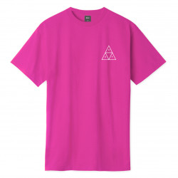HUF, T-shirt essentials tt ss, Coral