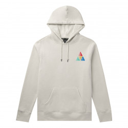 HUF, Sweat peak sportif hood, Unbleached