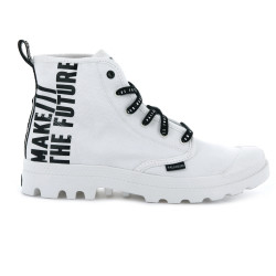 PALLADIUM, Hi future u, White