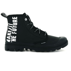 PALLADIUM, Hi future u, Black/black