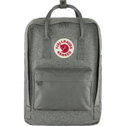 FJALL RAVEN, Kanken re-wool laptop 15, Granite grey
