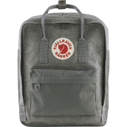 FJALL RAVEN, Kanken re-wool, Granite grey