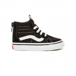 VANS, Sk8-hi zip, Black/white