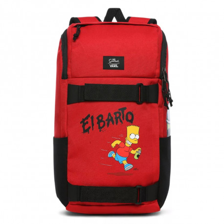 Obstacle skatepac - (the simpsons) el barto