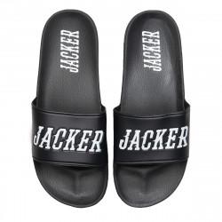JACKER, Classic claquettes, Black