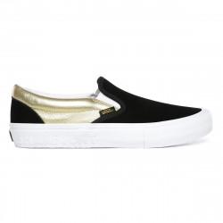 VANS, Slip-on pro, (shake junt) black/gold