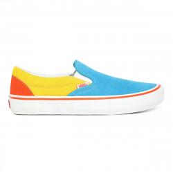 VANS, Slip-on pro, (the simpsons) bl/yellow