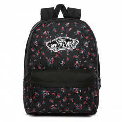 VANS, Realm backpack, Beauty floral black