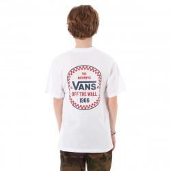 VANS, Checker 66 ss boy, White