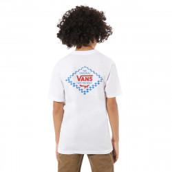 VANS, Skate disjunction, White