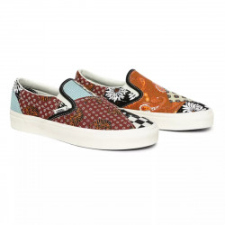 VANS, Classic slip-on, (tiger patchwork)blktrwht