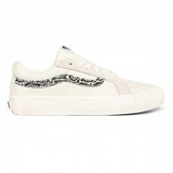 VANS, Sk8-low reissue sf, (snake) marshmallow