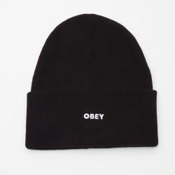 OBEY, Fluid beanie, Black