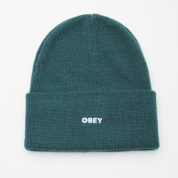 OBEY, Fluid beanie, Mallard green
