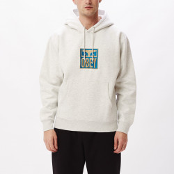 OBEY, Stack hood, Ash grey